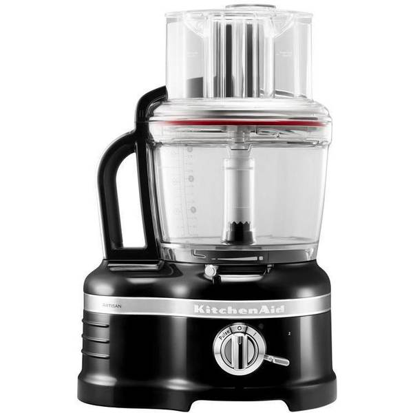 KITCHEN AID Food processor Artisan - 4,1l 5KFP1644EOB čierna