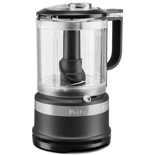 KITCHEN AID Food processor P2 - 1,19l 5KFC0516EBM čierna matná