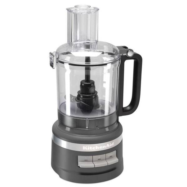 KITCHEN AID Food processor P2 - 2,1l 5KFP0919EDG tmavošedá matná