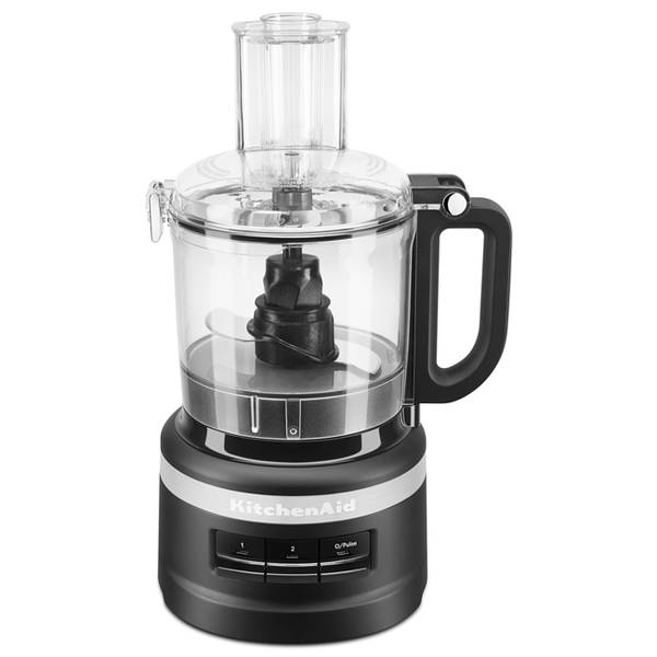 KITCHEN AID Food processor P2 - 1,7l 5KFP0719EBM čierna matná