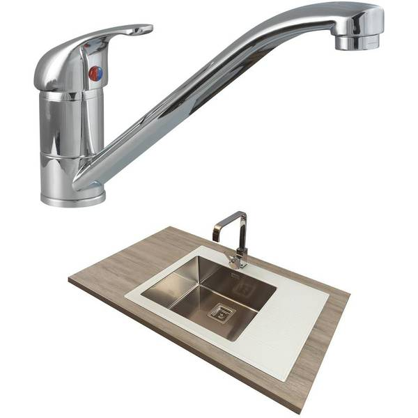Sink Solution Set W40 X Line + Mya